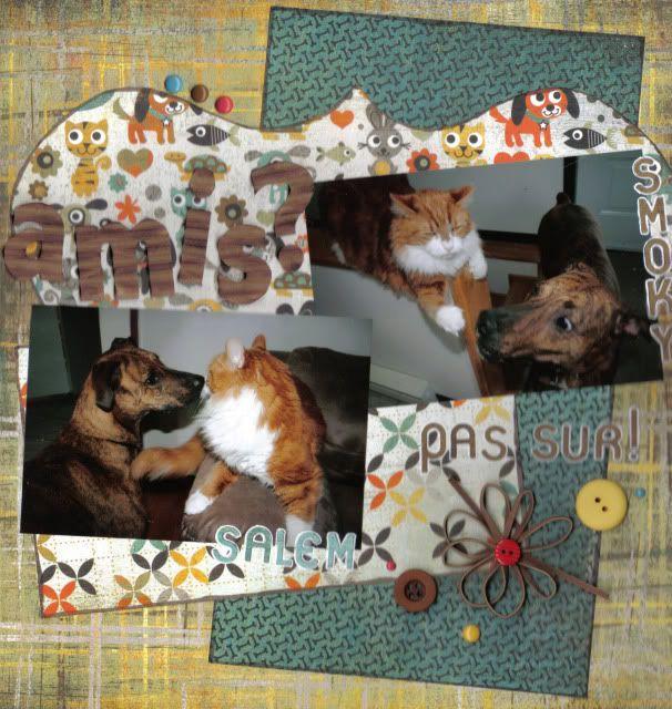 Quiero -pages août 2010- ajout Amis