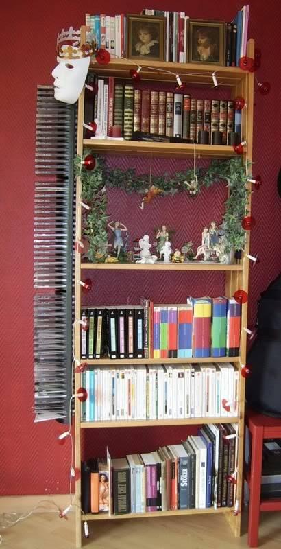 Votre bibliothèque /lieu de lecture en photo - Page 3 Biblio