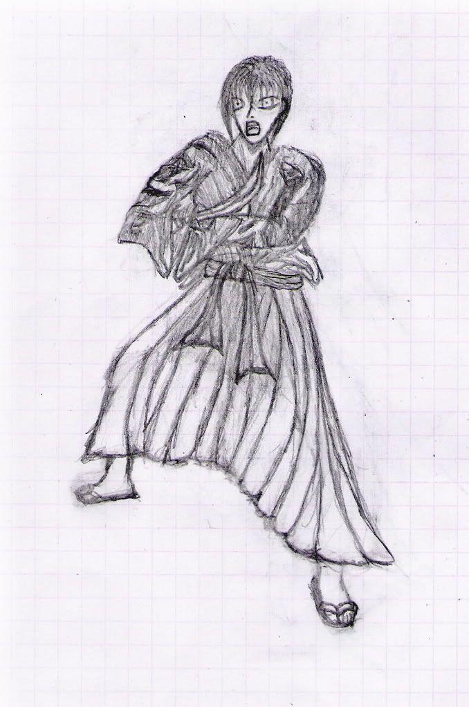 Desenhos a Carvão - Página 10 Samuraibyme