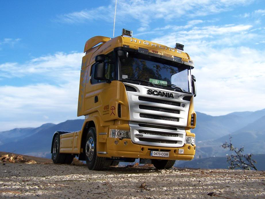Scania R470 Highline de MCG Scania3