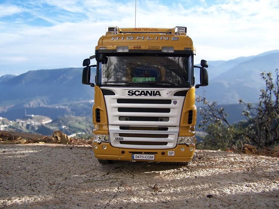Scania R470 Highline de MCG Scania4
