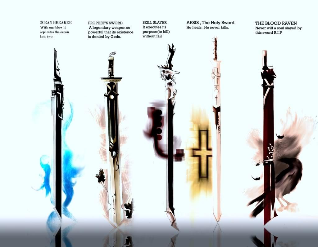 Hensen Swords_by_Craydash