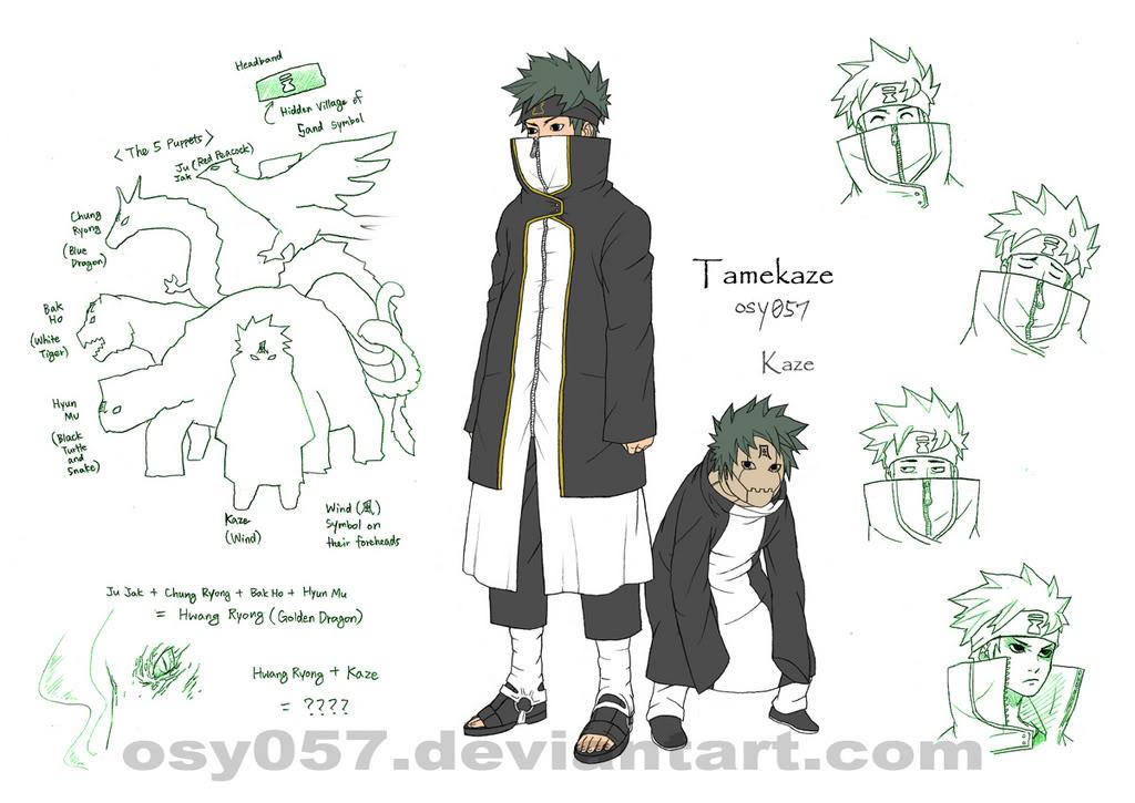 Kimi Hibiki Ninja_5___Tamekaze_by_osy057