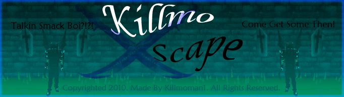 Killmoscape - A New Revolution Has Started!
