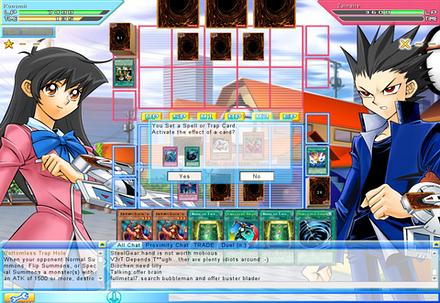 Yu-Gi-Oh! ONLINE 4l7wh1x