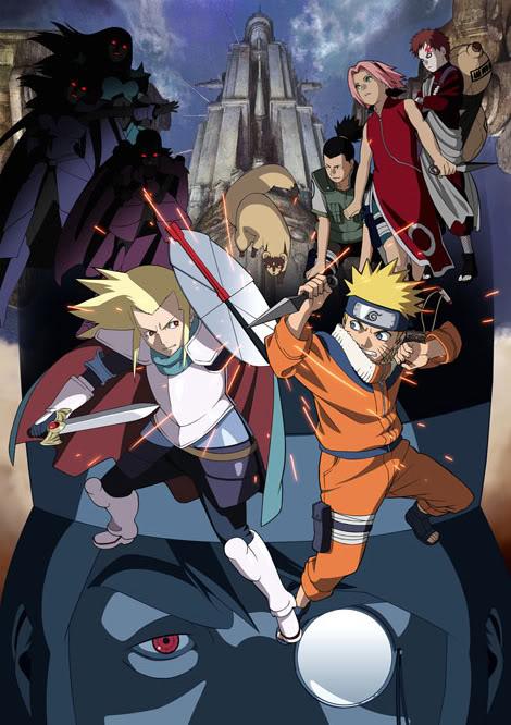 Naruto The Movie's (sub spanish_DD) Movie2_poster