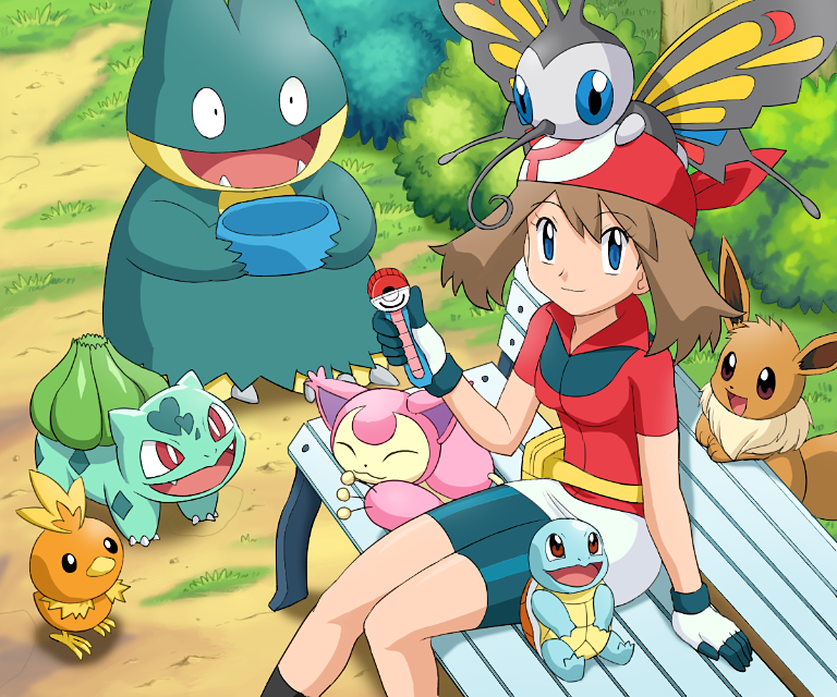 May foto Pokemonmay