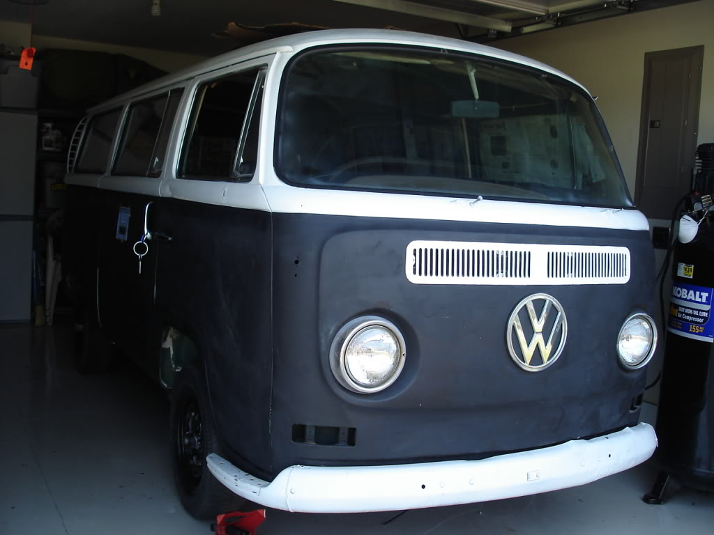 1969 Bay Window, with air suspension, (with Video) DSC03342