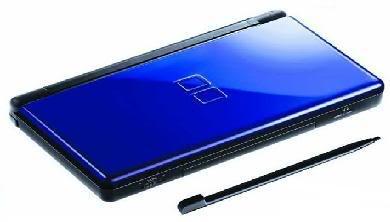 new colour sheme? Blue-blackDS