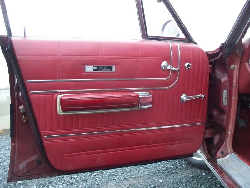 '67 Monaco 4 portes hard top-VENDU!- 008-1