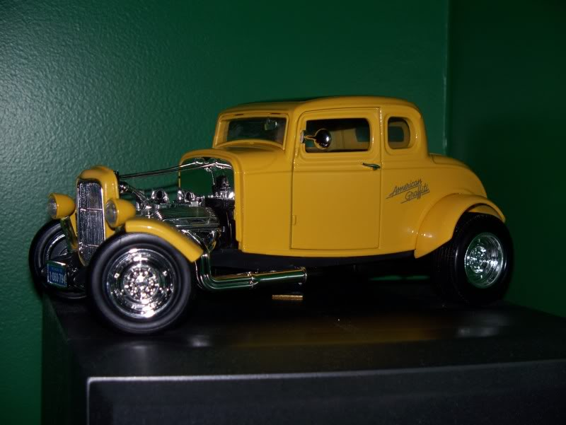 Dossier Motormax: 1932 Ford Coupe hot rod 100_0297