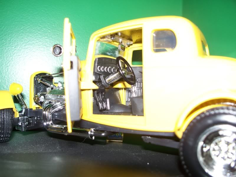 Dossier Motormax: 1932 Ford Coupe hot rod 100_0301