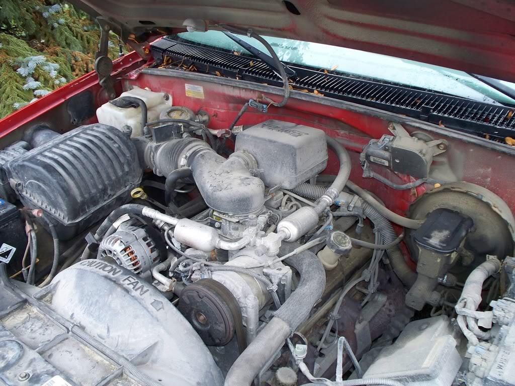 Je brise la glace!! --Mon Chevy C-1500 1998-- 100_0336