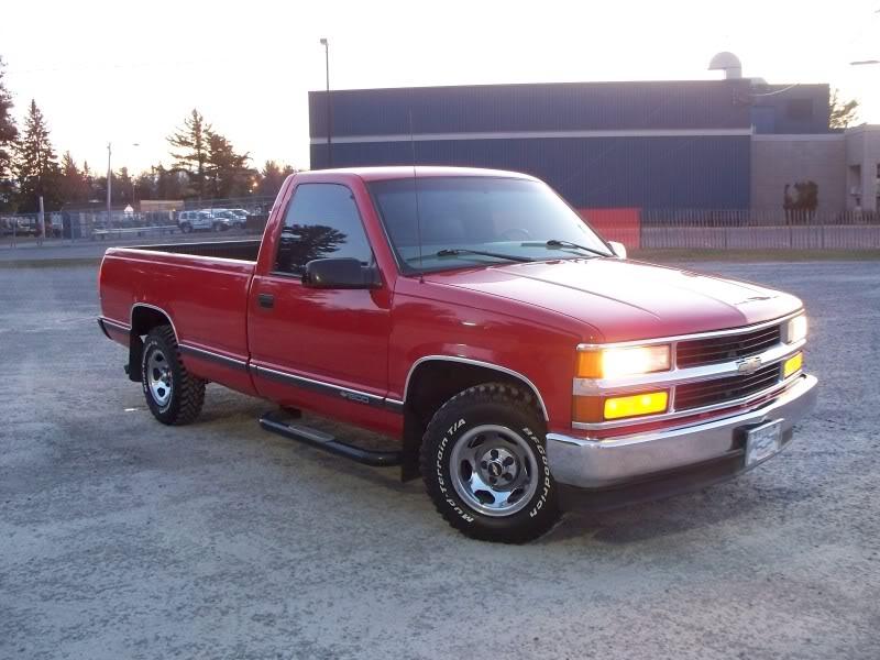 Je brise la glace!! --Mon Chevy C-1500 1998-- 100_2640