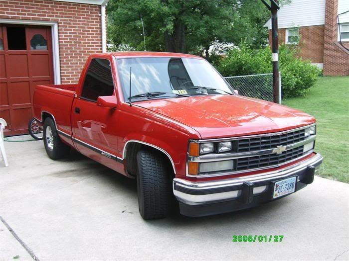 J'dois changer de grille sur mon Chevy...Votre avis?? 88Chevy