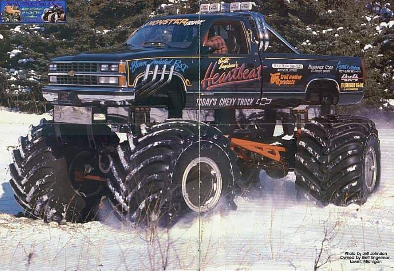 Je brise la glace!! --Mon Chevy C-1500 1998-- HeartbeatChevy