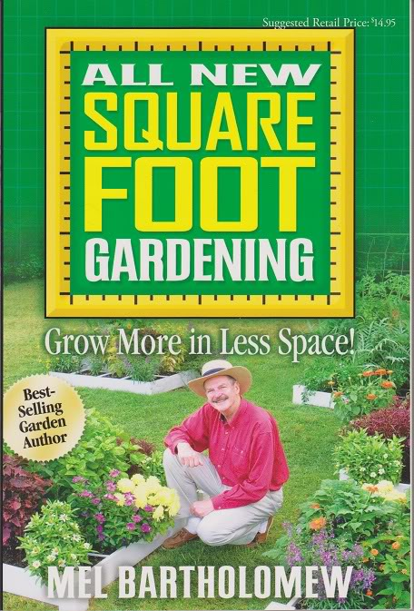 Counterfit New Square Foot Gardening Book? Cover