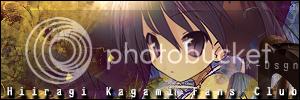 FanClub Hiragi Kagami Sigkagamifc