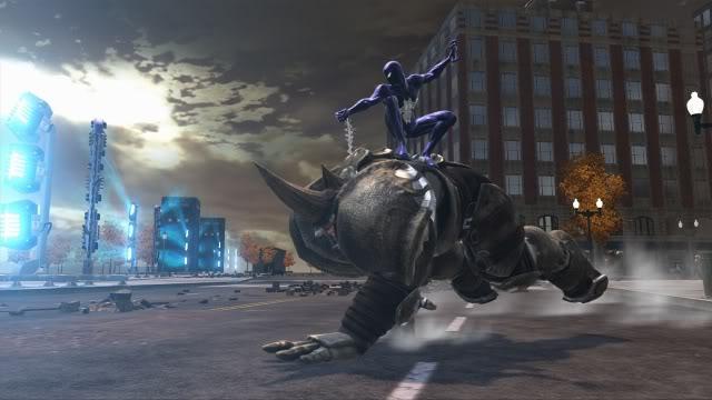 تحميل لعبة سبايدر مان الجديدة 2009 Spiderman web of Shadows  945880_20081011_screen030