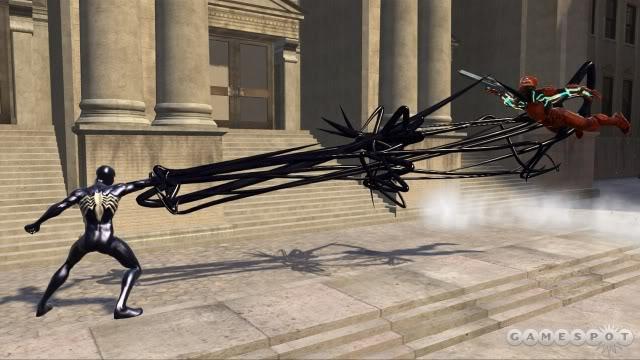 تحميل لعبة سبايدر مان الجديدة 2009 Spiderman web of Shadows  945883_20080609_screen002