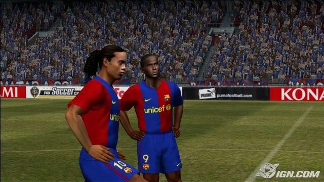 لعبة القدم الشهيره Pro Evolution Soccer 6 006c40d0