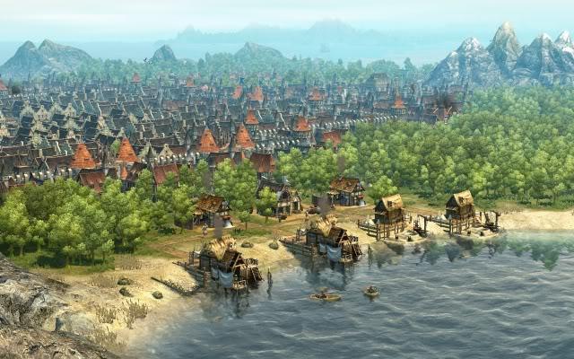 لعبة المغامرات و الحروب الاستراتيجية Anno 1404 Dawn Of Discovery 09bfca1a