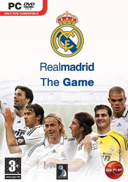 لعبة تدريب ريال مدريد Real Madrid: The Game 12743fbd