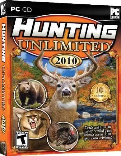 Hunting Unlimeted 2010 - GOW + Caps + 2 Alternatif 29e77505