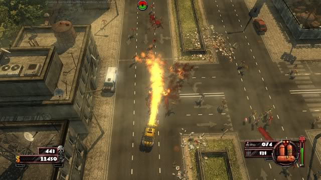 Zombie Driver [2009] ادخل وحمل مساة صغيرة جدا 4e328420