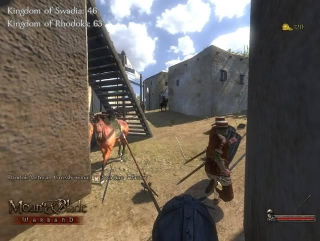 لعبة الحرب الاستراتيجية و حروب زمان 2010 Mount and Blade: Warband 54e77439