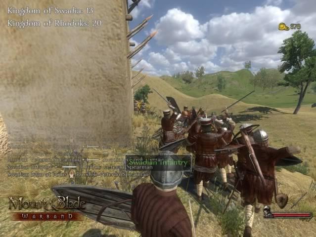 لعبة الحرب الاستراتيجية و حروب زمان 2010 Mount and Blade: Warband 5b22e000