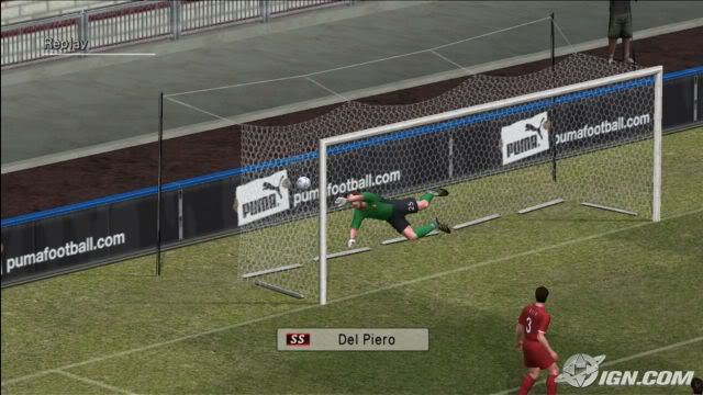 لعبة القدم الشهيره Pro Evolution Soccer 6 66529bf4