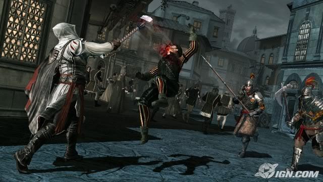 جميع اجزاء اللعبه الاسطوريه التى يعشقها الجميع والاشهر من نار على علم Assassin's Creed 6c1089e8