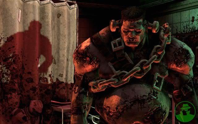 لعبة الحرب الرهيبة Borderlands: The Zombie Island of Dr Ned 744051f7