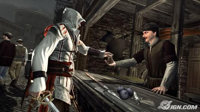 جميع اجزاء اللعبه الاسطوريه التى يعشقها الجميع والاشهر من نار على علم Assassin's Creed 7e05b165