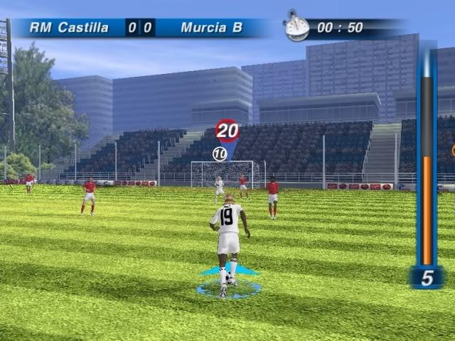 لعبة تدريب ريال مدريد Real Madrid: The Game 81f1d296