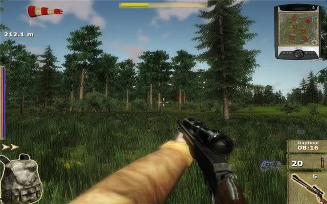 اللعبة القنص والصيد ونصب الافخاخ الرهيبة 3d للمحترفون فقط 90d4f285