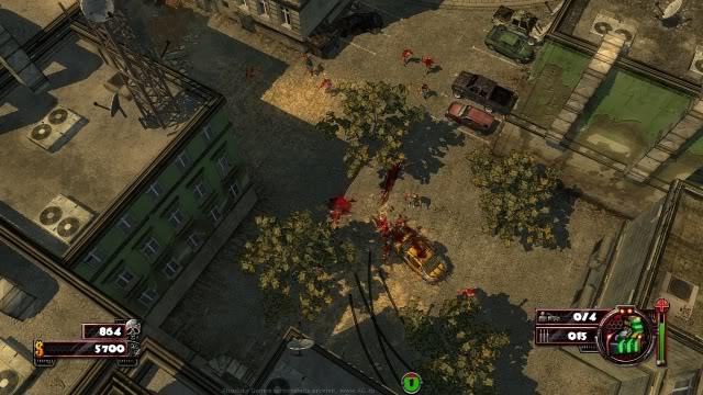 Zombie Driver [2009] ادخل وحمل مساة صغيرة جدا 970bb52a