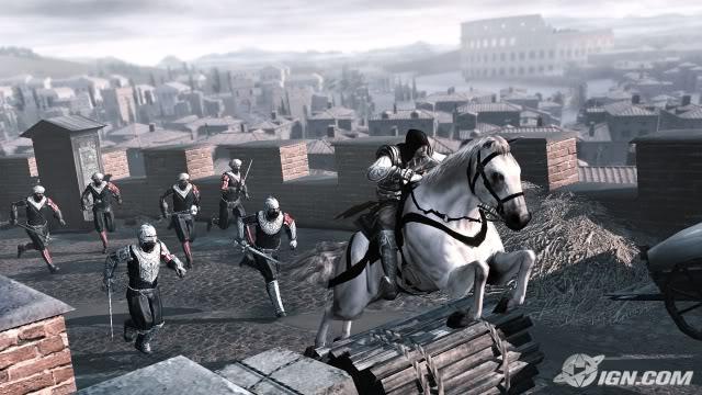 جميع اجزاء اللعبه الاسطوريه التى يعشقها الجميع والاشهر من نار على علم Assassin's Creed 991ff597