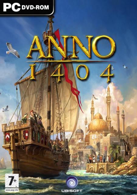 لعبة المغامرات و الحروب الاستراتيجية Anno 1404 Dawn Of Discovery A850a35f
