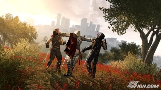 جميع اجزاء اللعبه الاسطوريه التى يعشقها الجميع والاشهر من نار على علم Assassin's Creed B41e9d48