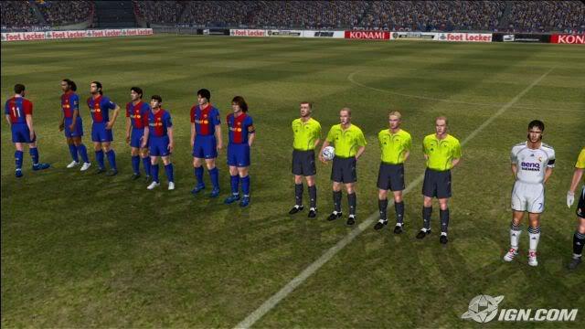 لعبة القدم الشهيره Pro Evolution Soccer 6 B49151f9