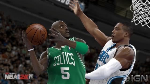 اللعبه الشهيره ومعشوقه الملايين NBA 2K11 - 2011 12582db2