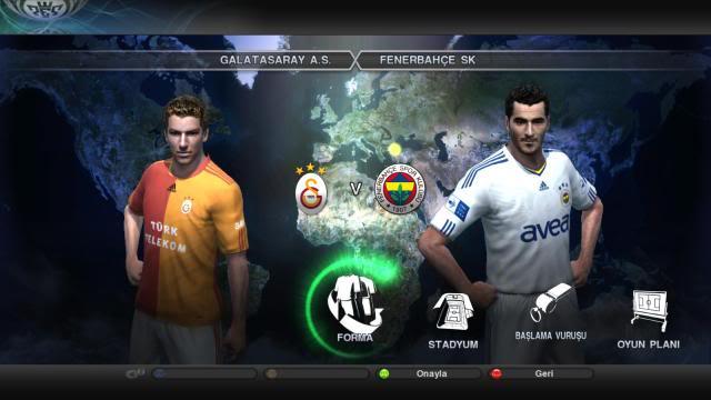 اللعبة الرائعة pes evolution soccer 2011 لاصحاب الحواسيب الضعيفة بجودة عالية 1d43cce9