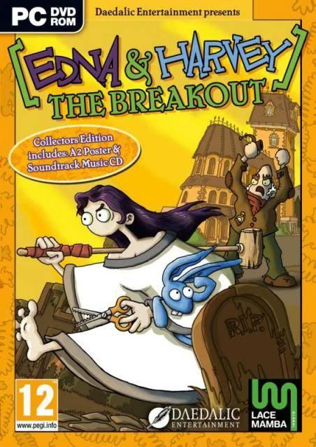 لعبة Edna and Harvey The Breakout-SKIDROW  1de11029