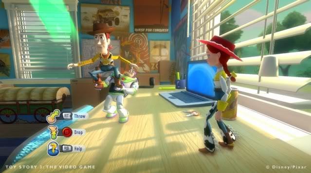 اللعبة الرائعه المقدمة من ديزنى ولعبة الفيلم الشهير Toy Story 3 - 2010 النسخه الكامله والنهائية كراك Reloaded على اكثر من سيرفر 214b39c2