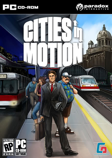 لعبة Cities In Motion-1C  2ee67135