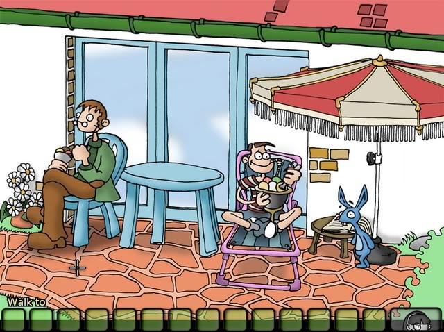 لعبة Edna and Harvey The Breakout-SKIDROW  31ce4bca