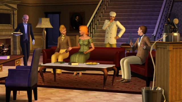 The Sims 3: Fast Lane Stuff (2010) 40232179