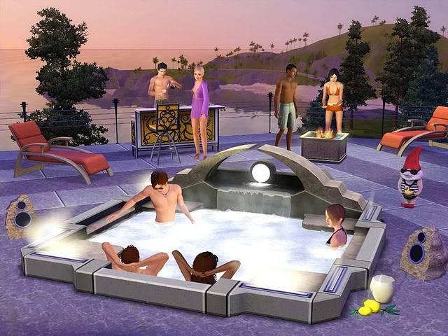 لعبة The Sims 3: Outdoor Living Stuff-FLT  899b605a